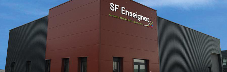 Contact SF Enseignes Amiens