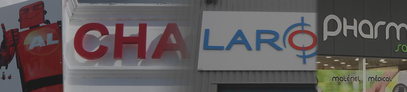 Fabricant d'enseignes à Amiens