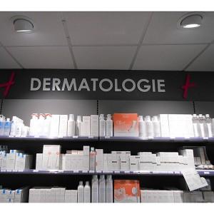 Aménagement intérieur pharmacie à Amiens