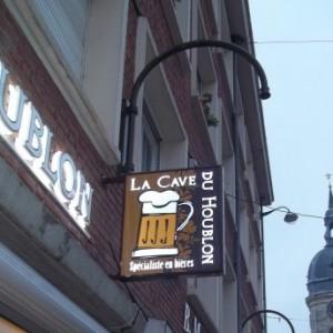 Fabricant enseignes drapeaux café bar restaurant Amiens