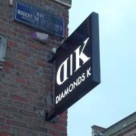 Fabricant enseignes drapeaux magasin Amiens