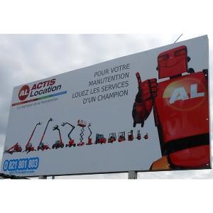 Fabricant enseigne lumineuse panneau Amiens entreprise société