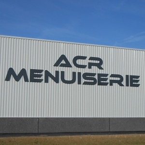 Fabricant enseignes non lumineuse Amiens entreprise société bâtiment